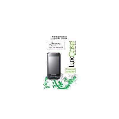 Пленка защитная для смартфонов LuxCase для Samsung B7722 (антибликовая) (52502)