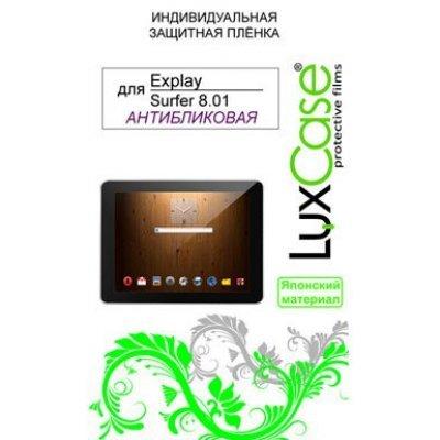 Пленка защитная для планшетов LuxCase Surfer 8.01 Антибликовая (LuxCase Surfer 8.01 Антибликовая)