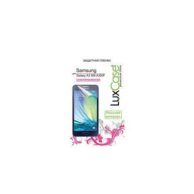 ������ �������� ��� ���������� LuxCase Samsung Galaxy A3 (���������������), 130x65 �� SM-A300F (80890)