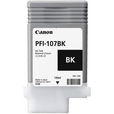 Картридж для струйных аппаратов Canon PFI-107BK 6705B001 черный (6705B001) starfit bk 107 fresh