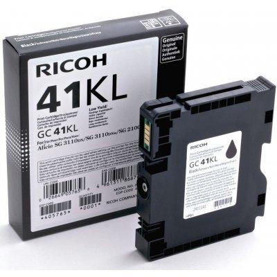 Картридж для струйных аппаратов Ricoh GC 41KLчерный 405765 (405765)Картриджи для струйных аппаратов Ricoh<br>Картридж GC 41KL для Aficio SG 2100N/ 3110DN/ 3110DNw/3100SNw/3110SFNw/7100DN. Чёрный. 600 страниц.<br>