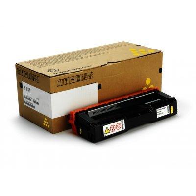 Тонер-картридж для лазерных аппаратов Ricoh SPC250DN Жёлтый 407546 (407546)Тонер-картриджи для лазерных аппаратов Ricoh<br>Картридж тип SP C250E Yellow для SP C250DN/C250SF. Жёлтый. 1600 страниц.<br>