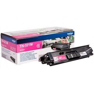 Тонер-картридж для лазерных аппаратов Brother TN321M пурпурный (TN321M) тонер картридж brother lc1000bk