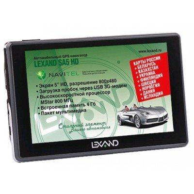 Навигатор GPS Lexand SA5 HD (SA5 HD)