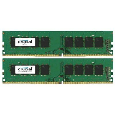 Модуль оперативной памяти ПК Crucial CT2K4G4DFS8213 8Gb DDR4 (CT2K4G4DFS8213)Модули оперативной памяти ПК Crucial<br>Память Crucial 8GB Kit (4GBx2) DDR4 2133 MT/s (PC4-17000) CL15 CT2K4G4DFS8213<br>