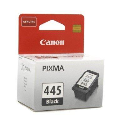 Картридж для струйных аппаратов Canon PG-445 8283B001 черный (8283B001)Картриджи для струйных аппаратов Canon<br>Canon PIXMA MG2440, MG2540 8283B001<br>