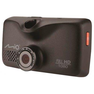 Видеорегистратор MIO MiVue 618 (MiVue 618) видеорегистратор blackvue dr750lw 2ch 4 1920x1080 2 4мп 146 g сенсор gps wifi microsd microsdhc черный