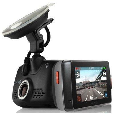 Видеорегистратор MIO MiVue 668 (MiVue 668)Видеорегистраторы MIO<br>видеорегистратор с камерой<br>    запись видео 2304x1296 при 30 к/с<br>    с экраном 2.7<br>    датчик удара (G-сенсор), GPS<br>    работа от аккумулятора<br>    угол обзора 150°<br>    поддержка карт памяти microSD (microSDHC)<br>    встроенный микрофон<br>