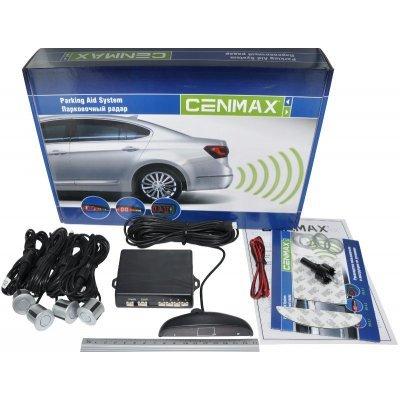 Парктроник Cenmax РS-4.1 SILVER (РS-4.1 SILVER)Парктроники Cenmax<br>Тип: Проводной, Количество датчиков: 4, Диапазон измерения расстояния: 0,3 - 2 м, Точность измерения: 0.1 м<br>