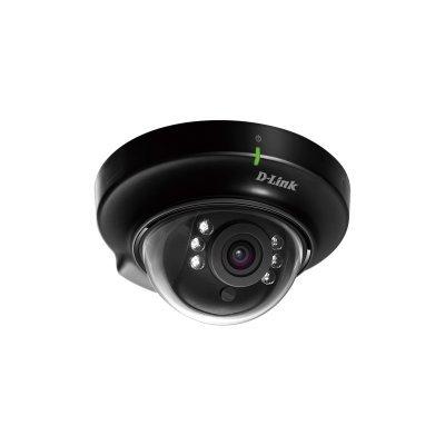 Камера видеонаблюдения D-Link DCS-6004L (DCS-6004L)Камеры видеонаблюдения D-Link<br>D-Link DCS-6004L A1A Купольная сетевая HD-камера с поддержкой PoE и ночной съемки, сервисом mydlink<br>