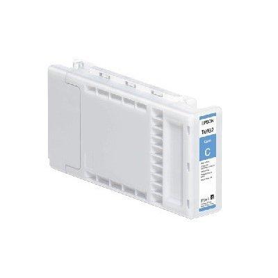 Картридж для струйных аппаратов Epson C13T693200 голубой (C13T693200)Картриджи для струйных аппаратов Epson<br>Картридж струйный Epson C13T693200 голубой для SC-T3000/T5000/T7000 (350мл)<br>