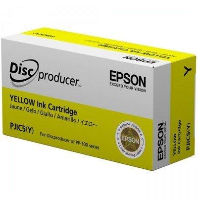 Картридж для струйных аппаратов Epson C13S020451 желтый (C13S020451) принтер струйный epson l312