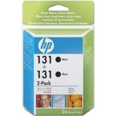 Картридж для струйных аппаратов HP CB331HE черный (CB331HE/BL)Картриджи для струйных аппаратов HP<br>Картридж струйный HP CB331HE черный x2уп. для DJ 6543/5743/5740/6843/PS 8153/8453<br>