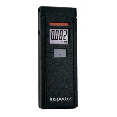 Алкотестер Inspector AT200 (AT200)Алкотестеры Inspector<br>сенсор: полупроводниковый; диапазон измерения: 0.00-4.00 промилле; разогрев 20с; время измерения 5с; повторный тест через 60с; продув с помощью мундштука; индикация цифровая на дисплее<br>