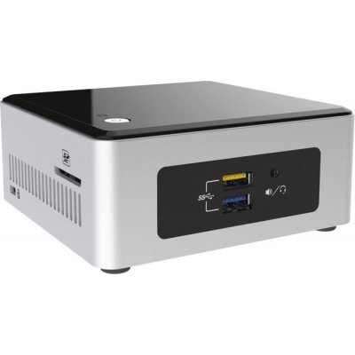 Платформа для тонкого клиента Intel NUC BOXNUC5CPYH (BOXNUC5CPYH)Платформы для тонкого клиента Intel<br>Intel Celeron N3050, 1.6 ГГц / 2.16 ГГц (двухъядерный); слотов DDR3L - 2; встроенная графика - Intel HD Graphics (в процессор); разъемов miniHDMI - 1; портов USB 3.0 - 4; сеть - Gigabit Ethernet; размеры - 115 х 51.6 х 111 мм<br>