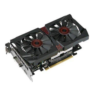 Видеокарта ПК ASUS GeForce GTX 750 Ti 1124Mhz PCI-E 3.0 2048Mb 5400Mhz 128 bit DVI HDMI HDCP (90YV06W0-M0NA00)Видеокарты ПК ASUS<br>GeForce GTX750Ti, 2Gb GDDR5/128-bit, PCI-Ex16 3.0, 1xDVI, 1xHDMI, 1xDP,  ATX, 2-slot cooler, Retail<br>