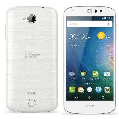 Смартфон Acer Liquid Z530 белый (HM.HQYEU.002)Смартфоны Acer<br>смартфон на платформе Android экран 5, разрешение 1280x720 камера 8 МП, автофокус память 16 Гб, слот для карты памяти 3G, 4G LTE, Wi-Fi, Bluetooth, GPS, ГЛОНАСС аккумулятор 2420 мАч вес 145 г, ШxВxТ 70.30x144x8.90 мм<br>