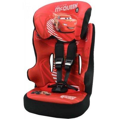 Детское автокресло Nania Disney Beline SP (Cars) от 9 до 36 кг (1/2/3) красный/черный (293185)