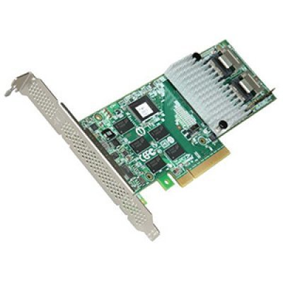 Контроллер RAID LSI 00212 (LSI00212)Контроллеры RAID LSI<br>Контроллер LSI MegaRAID SAS9261-8I SGL  (LSI00212) (PCI-E 2.0 x8, LP)<br>
