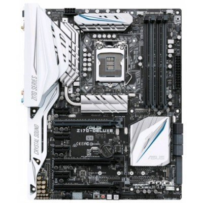 Материнская плата ПК ASUS Z170-DELUXE (90MB0LR0-M0EAY0) asus z170 e