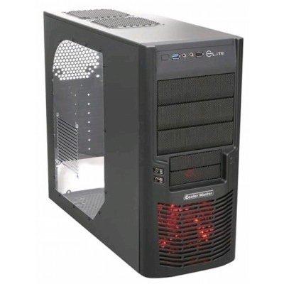 Корпус системного блока CoolerMaster Elite 430 (RC-430-KWN6) w/o PSU Black (RC-430-KWN6) stk413 430