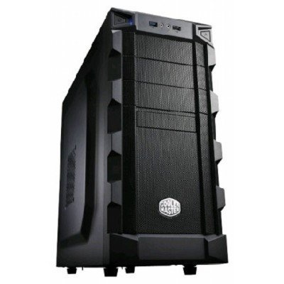 Корпус системного блока CoolerMaster K280 (RC-K280-KKN1) w/o PSU Black (RC-K280-KKN1) цена и фото