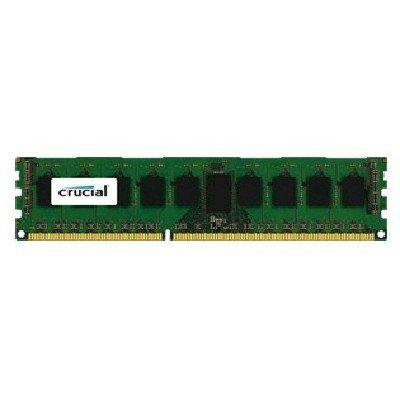 Модуль оперативной памяти ПК Crucial CT8G3ERSLS4160B 8Gb DDR3L (CT8G3ERSLS4160B)Модули оперативной памяти ПК Crucial<br>Crucial by Micron DDR-III 8GB (PC3-12800) 1600MHz ECC Reg, SR x4, 1.35V (Retail)<br>