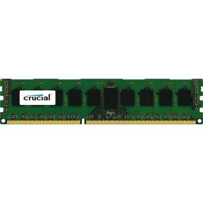 Модуль оперативной памяти ПК Crucial CT102472BA186D 8Gb DDR3 (CT102472BA186D)Модули оперативной памяти ПК Crucial<br>Crucial by Micron DDR-III 8GB (PC3-14900) 1866MHz ECC, 1.5V (Retail)<br>