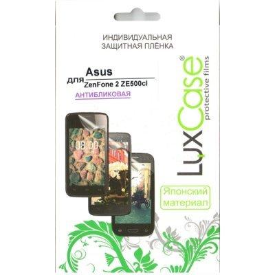 Пленка защитная для смартфонов LuxCase для ASUS ZenFone 2 ZE500CL (Антибликовая) (51746) ainy ze500cl защитная пленка для asus zenfone 2 матовая page 8