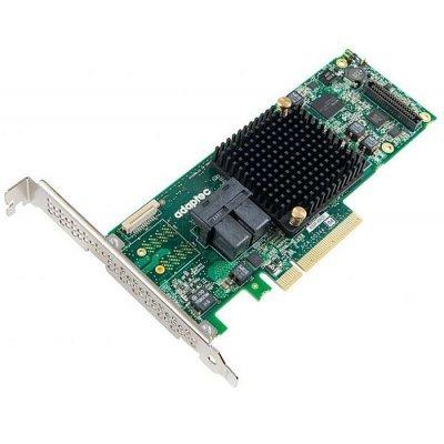 Контроллер RAID Adaptec ASR-8805 SGL (2277500-R)Контроллеры RAID Adaptec<br>Контроллер Adaptec ASR-8805 SGL RAID 0/1/1E/10/5/6/50/60, 8i ports, 1Gb (2277500-R)<br>