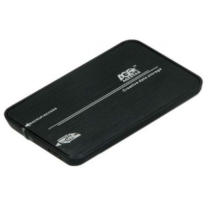 Корпус для жесткого диска Agestar 3UB2A8-6G (BLACK) (3UB2A8-6G (BLACK))