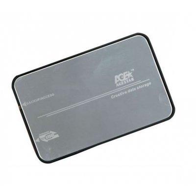 Корпус для жесткого диска Agestar 3UB2A8S-6G (SILVER) (3UB2A8S-6G (SILVER))