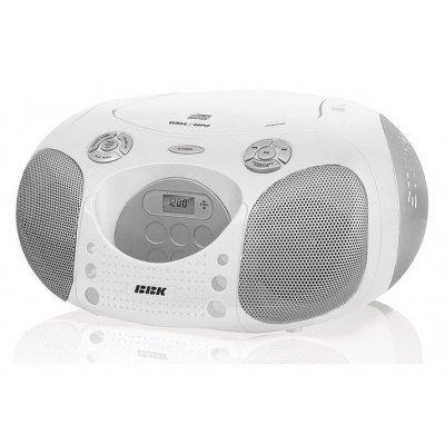 Аудиомагнитола BBK BX110U оранжевый/черный (BX110U оранжевый/черный)