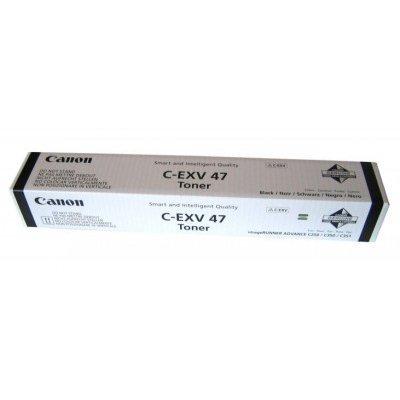 Тонер для лазерных аппаратов Canon C-EXV47Bk Чёрный (8516B002) тонер canon c exv48y для ir c1325if 1335if желтый туба