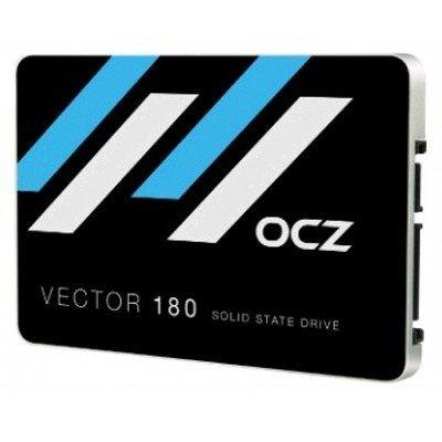 Накопитель SSD OCZ VTR180-25SAT3-240G 240Gb (VTR180-25SAT3-240G)Накопители SSD OCZ<br>Твердотельный накопитель SSD 2.5 240 Gb OCZ SATA 3 Vector 180 (R550/W530MB/s) (VTR180-25SAT3-240G)<br>