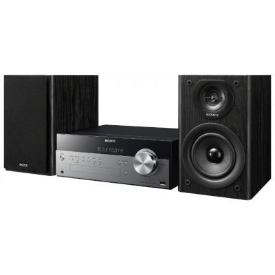 Аудио микросистема Sony CMT-SBT100 (CMTSBT100.RU1), арт: 219375 -  Аудио микросистемы Sony