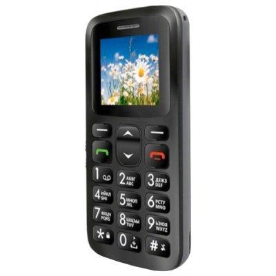 Мобильный телефон Ginzzu R12D Черный (GNZ-R11D-BLK) мобильный телефон ginzzu телефон r12d черный