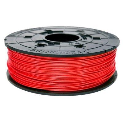 Пластик ABS XYZ Red (красный), 1,75 мм/600гр (RF10BXEU04H)Пластик ABS XYZ<br>Пластик ABS (сменная катушка для картриджа), Red (красный), 1,75 мм/600гр<br>