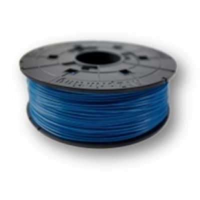 Пластик ABS XYZ Steel Blue (синий), 1,75 мм/600гр (RF10BXEU03K)Пластик ABS XYZ<br>Пластик ABS (сменная катушка для картриджа), Steel Blue (синий), 1,75 мм/600гр<br>