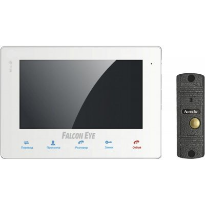Комплект видеонаблюдения Falcon Eye FE-KIT Квартира (FE-KIT Квартира) роман зуев квартира и ипотека 50 хитростей покупки