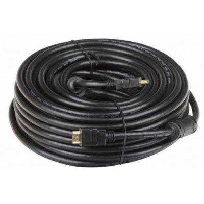 Кабель HDMI VCOM VHD6020D-30MB 19M/M ver:1.4+3D, 30m (VHD6020D-30MB)