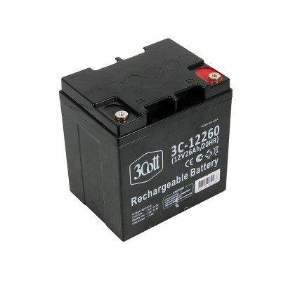 Аккумуляторная батарея для ИБП 3Cott 3C-12260 (3C-12260), арт: 219650 -  Аккумуляторные батареи для ИБП 3Cott