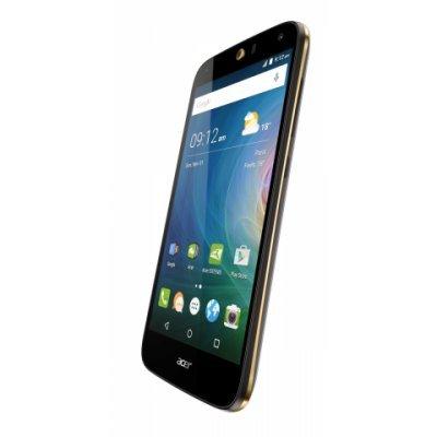 Смартфон Acer Liquid Z630 серебристый (HM.HQGEU.002)Смартфоны Acer<br>ОС Android 5.1, экран: 5.5 дюйма, 1280x720, процессор: MediaTek MT6735, 1300МГц, 4-х ядерный, камера: 8Мп, GPS<br>