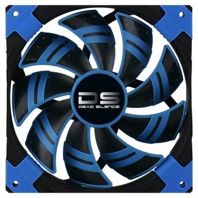 где купить Система охлаждения корпуса ПК Aerocool 12cm DS Fan Blue Edition (4713105951585) дешево