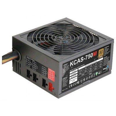 Блок питания ПК Aerocool KCAS-750M 750W (4713105953503) free shipping 20pcs lot aod478 d478 lcd new original