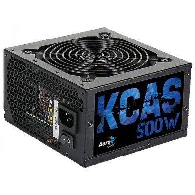 Блок питания ПК Aerocool Kcas 500W (4713105953275) блок питания aerocool atx 500w strike x