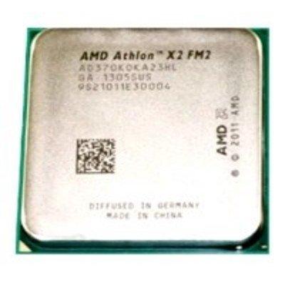 Процессор AMD Athlon X2 370K Richland (FM2, L2 1024Kb) (AD370KOKA23HL)Процессоры AMD <br>Socket FM2, 2-, 4000 , Turbo: 4200 , Richland,  L2 - 1024 , 32 , 65<br>