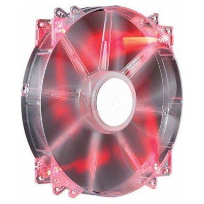 Система охлаждения корпуса ПК CoolerMaster MegaFlow 200 Red LED (R4-LUS-07AR-GP) (R4-LUS-07AR-GP) вентилятор cooler master r4 lus 07ab gp 200mm 700rpm синяя подсветка