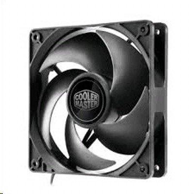 Система охлаждения корпуса ПК CoolerMaster Silencio FP120 PWM (R4-SFNL-14PK-R1) (R4-SFNL-14PK-R1)Системы охлаждения корпуса ПК CoolerMaster<br>Вентилятор Cooler Master Silencio FP120 PWM (R4-SFNL-14PK-R1) 120x120x25 мм<br>