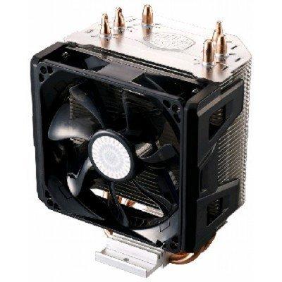 Кулер для процессора CoolerMaster Hyper 103 (RR-H103-22PB-R1)Кулеры для процессоров CoolerMaster<br>Кулер Cooler Master Hyper 103 (RR-H103-22PB-R1) 2011/1366/1156/1155/1150/775/FM2/FM1/AM3+/AM3 /AM2 fan 9 cm, 800-2200 RPM, PWM, 43.1 CFM, TDP 160W<br>